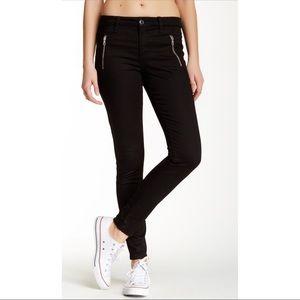 NWOT Joe's Jeans Oblique Zip Skinny Ankle Pant
